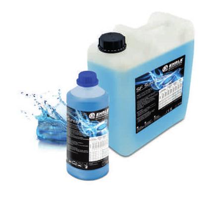 EHRLE Nabłyszczacz - osuszacz SuperFinish®