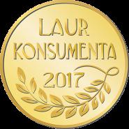 EHRLE - laur konsumenta 2017