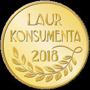 EHRLE - laur konsumenta 2018