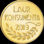 EHRLE - laur konsumenta 2019