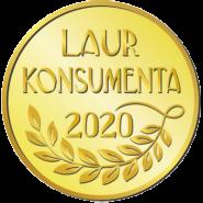 EHRLE - laur konsumenta 2020