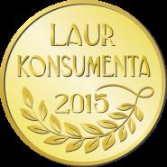 EHRLE - laur konsumenta 2015